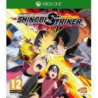 Xbox One Naruto to Boruto Shinobi Striker Jeu Xbox One - Bandai Namco Entertainment