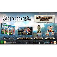 Xbox One One Piece World Seeker Jeu Xbox One