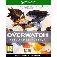 Xbox One Overwatch Legendary Edition Jeu Xbox One