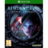 Xbox One Resident Evil Revelations Jeu Xbox One
