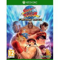 Xbox One Street Fighter 30th Anniversary Collection Jeu Xbox One