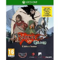 Xbox One The Banner Saga Trilogy Edition Bonus Jeu Xbox One - 505 Games