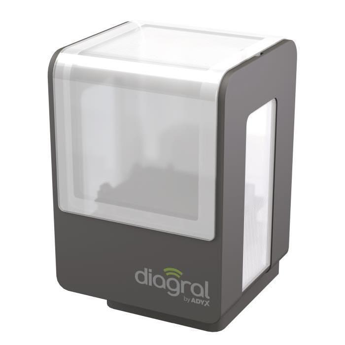 Extel t l commande suppl mentaire weatem 4 pour for Digicode sans fil pour porte de garage