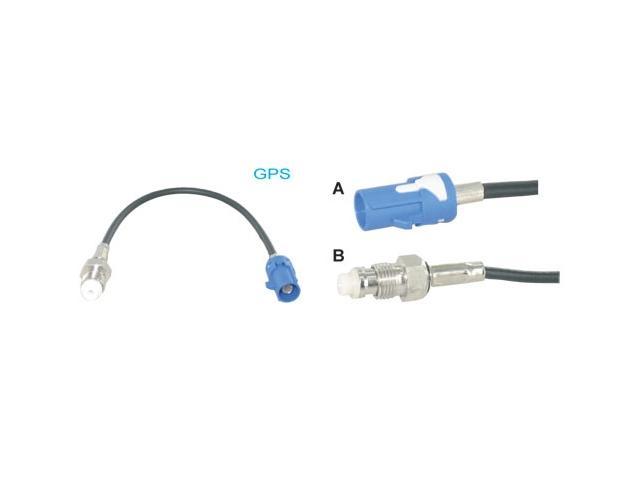 adaptateur antenne gps fakra male fme femelle pour bmw ant6096 102191. Black Bedroom Furniture Sets. Home Design Ideas