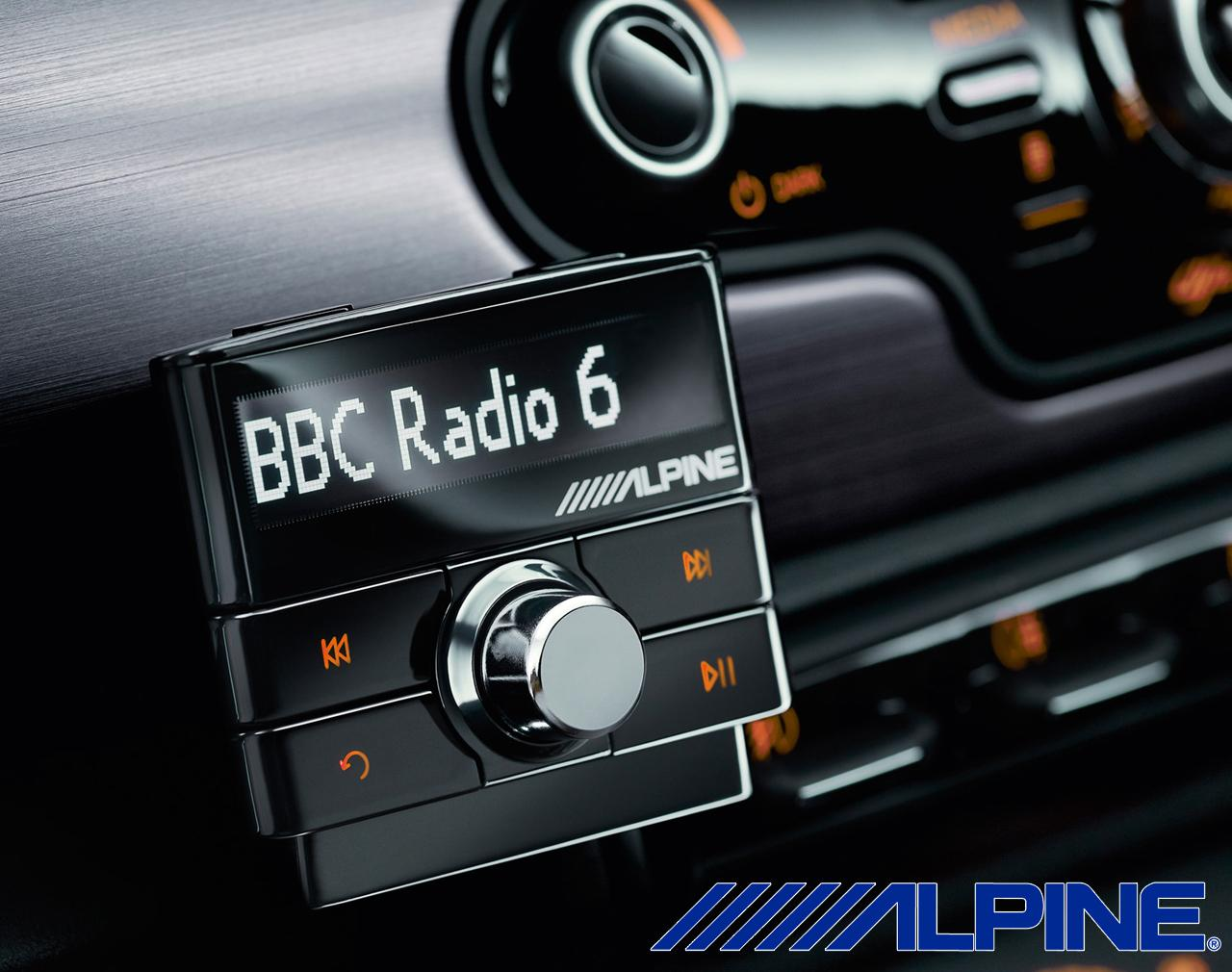autoradio alpine accessoire autoradio module radio. Black Bedroom Furniture Sets. Home Design Ideas