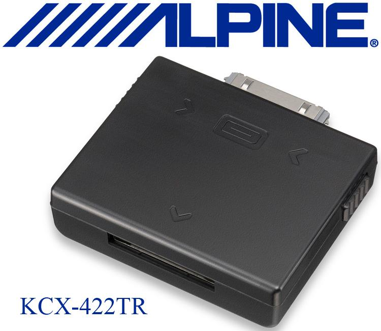 accessoires autoradio alpine adaptateur fullspeed ipod pour autoradios av09 et ipods iphone ap08. Black Bedroom Furniture Sets. Home Design Ideas