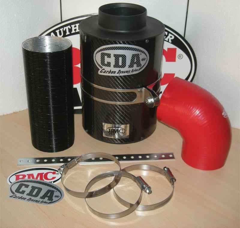boite a air carbone dynamique cda pour ford focus ii 2 0