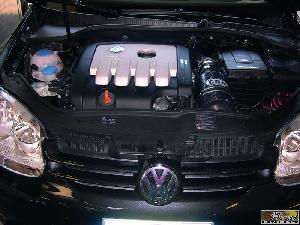Adm Golf Bmc - Boite a Air Carbone Dynamique CDA pour Volkswagen Golf V 1.9 TDI 105 Cv