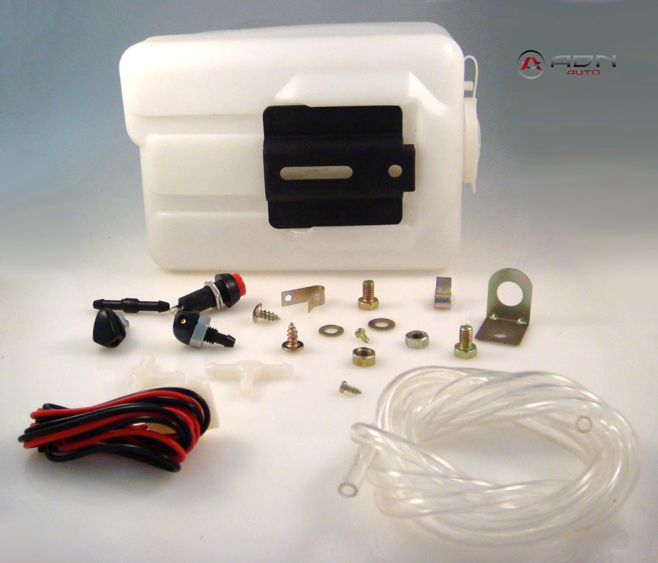 kit lave phares kit installation lave phares pour kit xenon 36946. Black Bedroom Furniture Sets. Home Design Ideas