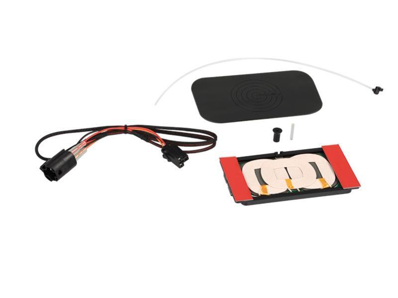 kit installation chargeur induction 12v avec led cable de connection pour chrysler fiat. Black Bedroom Furniture Sets. Home Design Ideas