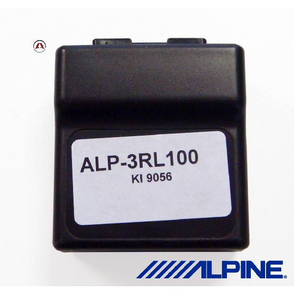 ALP-3RL100 - Interface commande au volant - Chevrolet/Hyundai/Land Rover/Mitsubishi/Nissan/Rover/SsangYong/Subaru/VW [Voiture : Chevrolet > Evanda (02-06)] [Voiture : Chevrolet > Lacetti (02-09)] [Voiture : Chevrolet > Rezzo (00-08)] [Voiture : ...