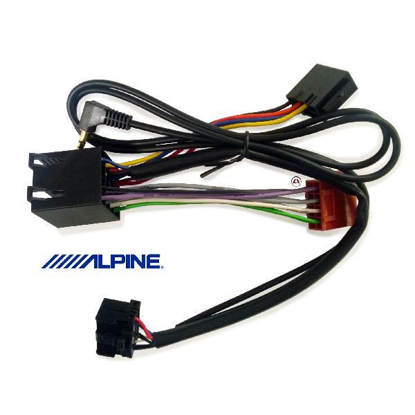 ALP-LR872 - Cable Adaptation pour commande au volant ALP-3RL100 - Land Rover Freelander av01 [Voiture : Land Rover > FreeLander > FreeLander (96-06)]
