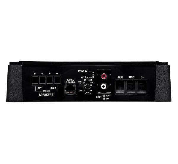 ampli 2 canaux ampli autoradio rockford fosgate punch p200 2 58992. Black Bedroom Furniture Sets. Home Design Ideas