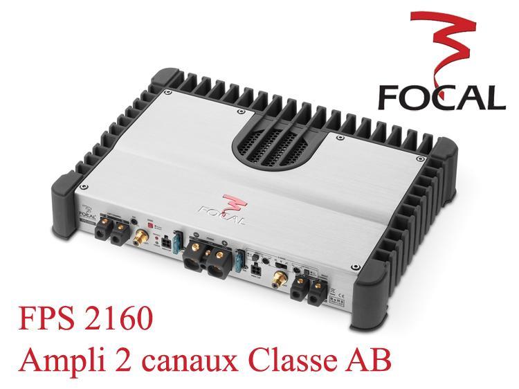 ampli 2 canaux ampli autoradio fps 2160 ampli 2 canaux classe ab 83471. Black Bedroom Furniture Sets. Home Design Ideas