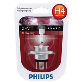 ampoules 24v philips 1 ampoule h4 24v phi. Black Bedroom Furniture Sets. Home Design Ideas