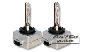 Ampoules de Rechange Kit Xenon ADNAuto - 2 Ampoules Xenon D3S - 4300 K - 35W