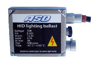 Ampoules de Rechange Kit Xenon Asd - BALLAST UNIVERSEL KIT HID XENON 50W