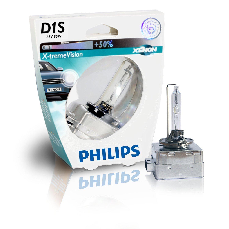 ampoule voiture de rechange philips 1 ampoule xenon d1s. Black Bedroom Furniture Sets. Home Design Ideas