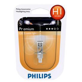 ampoule voiture h1 12v philips philips h1 plus 30. Black Bedroom Furniture Sets. Home Design Ideas