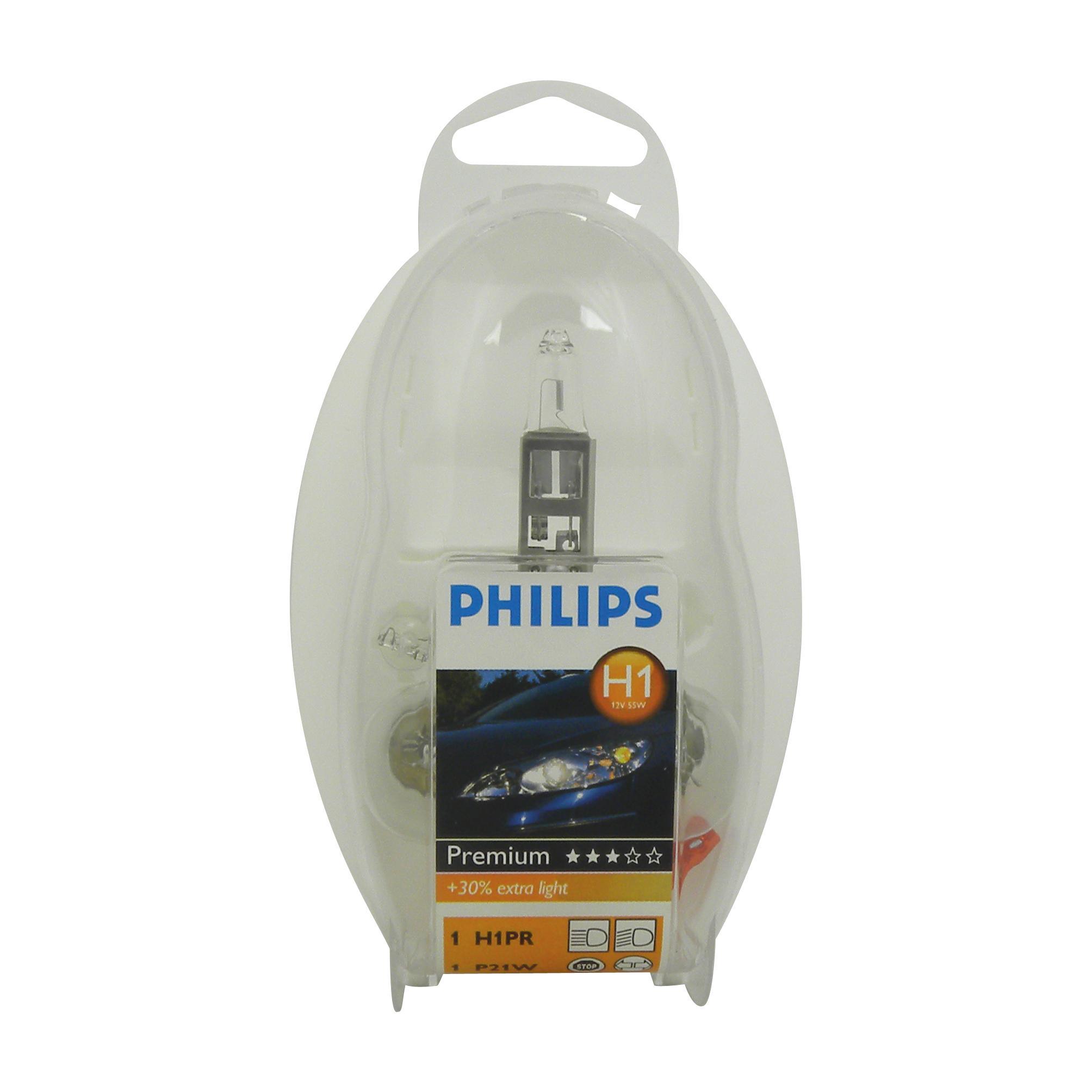 ampoule voiture h1 12v philips 30 h1 philips. Black Bedroom Furniture Sets. Home Design Ideas