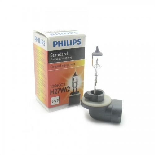 ampoule voiture h2 philips 1 ampoule h27w 2 12v. Black Bedroom Furniture Sets. Home Design Ideas