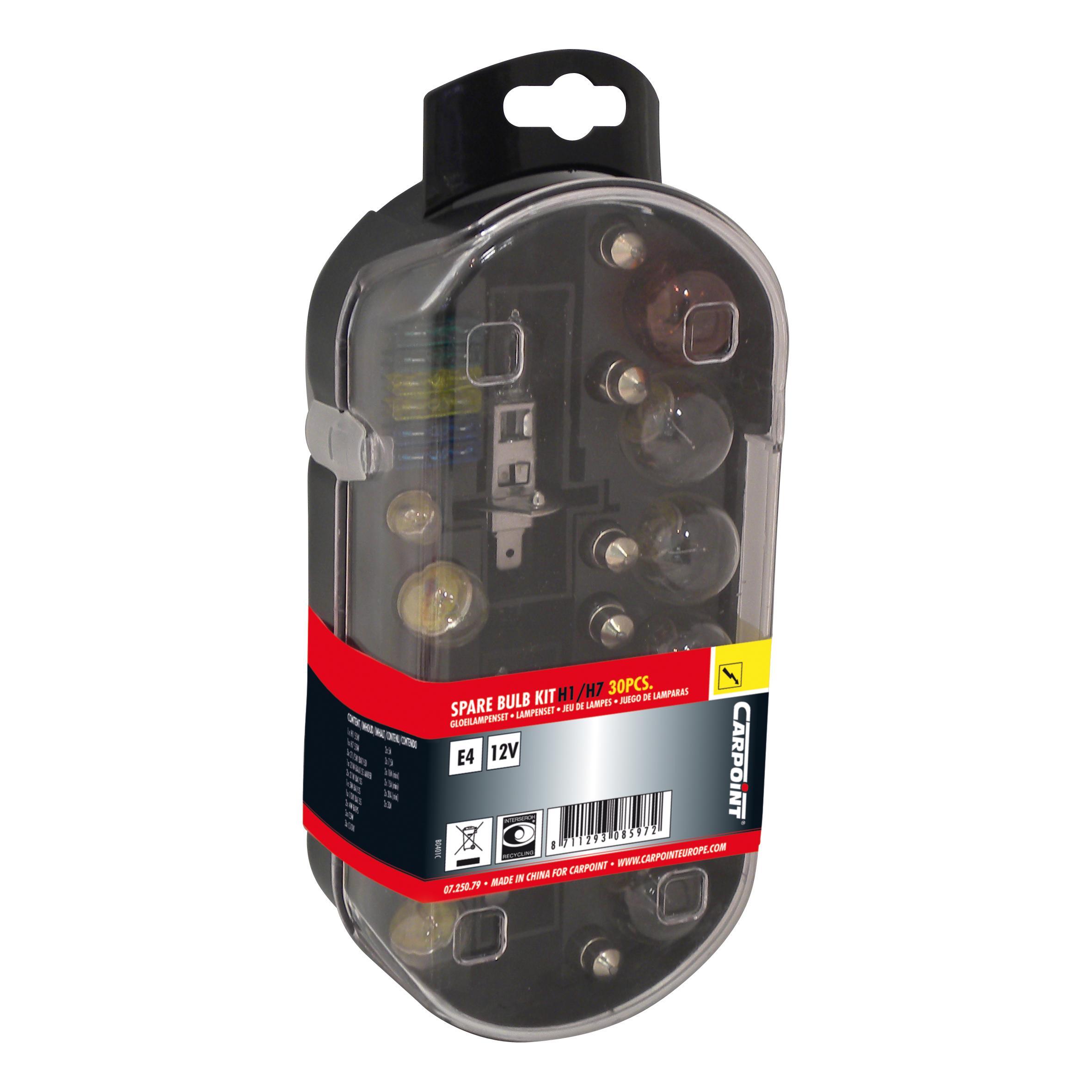 ampoule voiture h7 12v adnautomid jeu de ampoules h1 h. Black Bedroom Furniture Sets. Home Design Ideas