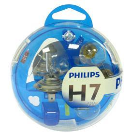 ampoule voiture h7 12v philips coffret philips box. Black Bedroom Furniture Sets. Home Design Ideas