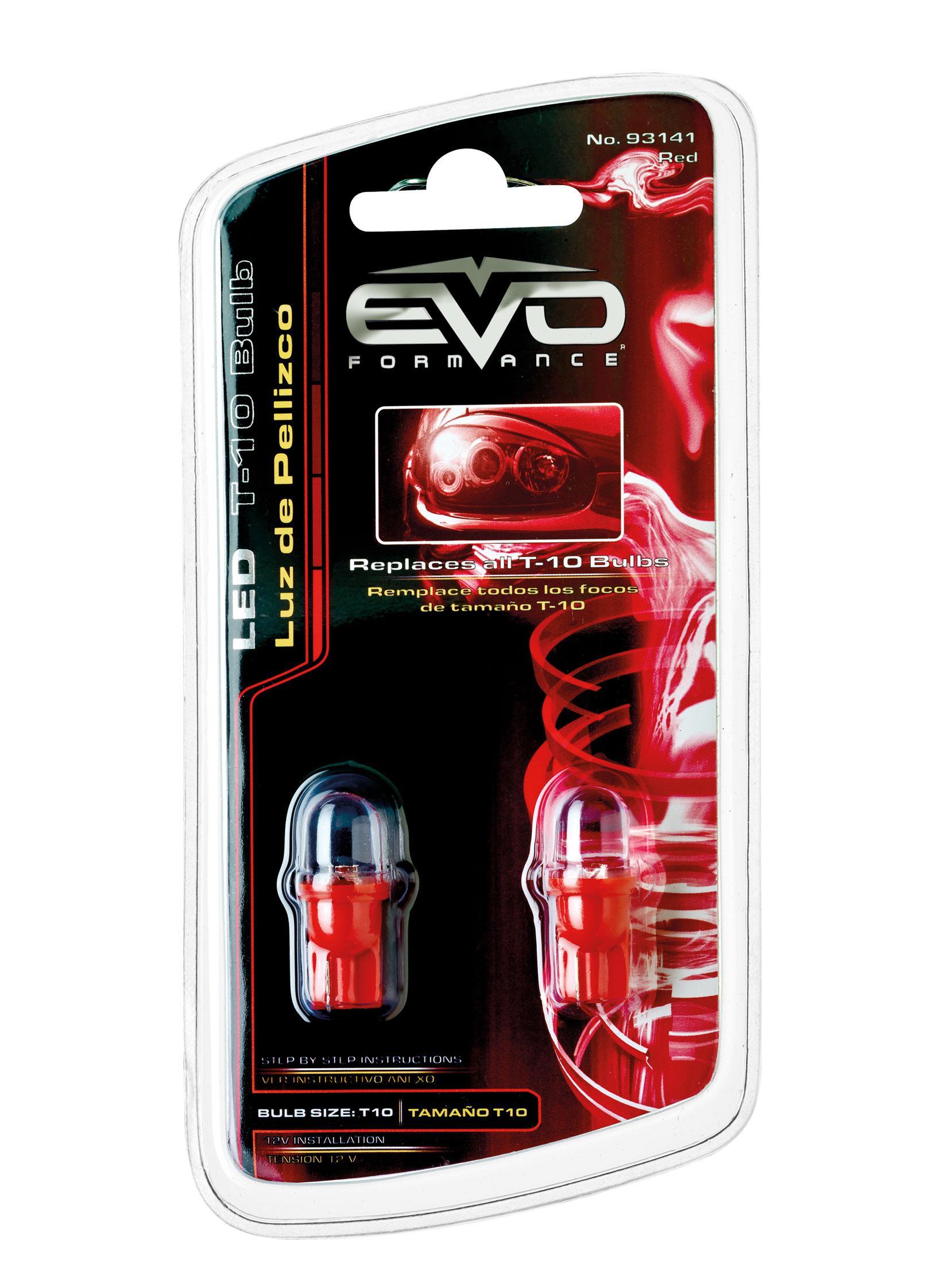 Ampoule voiture t10 adnautomid led t10 rouge 1 led - Ampoule led rouge ...