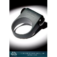 Anneaux pour penis Fifty Shades of Grey - Anneau - Feel it Baby - Vibrating cock ring - Bleu FS