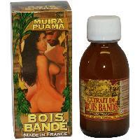Aphrodisiaques LRDP - Bois bande - 100ml - Complement alimentaire