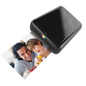Appareil Photo Instantane Polaroid - ZIP Noir Imprimante mobile iOS / Android