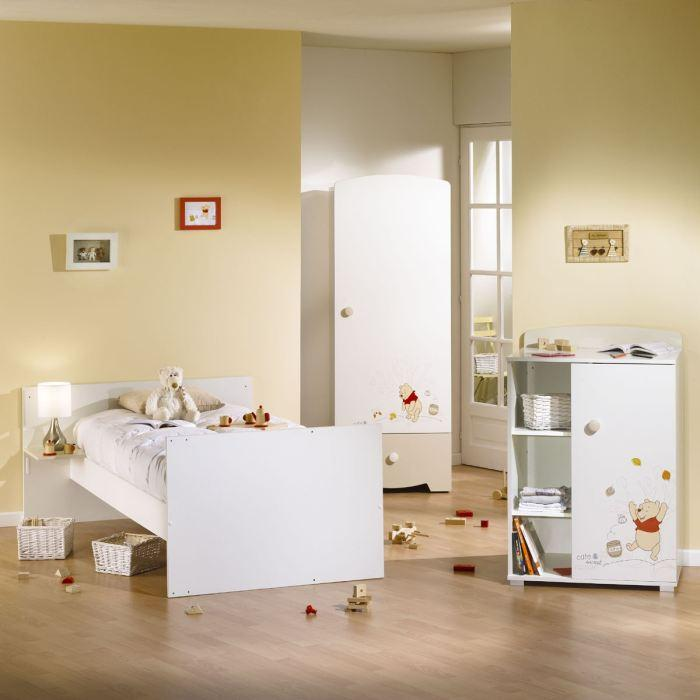 sauthon on line winnie lit combin doodle craft 273269. Black Bedroom Furniture Sets. Home Design Ideas