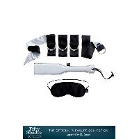 Attacher Fifty Shades of Grey - Coffret initiation Bondage -Submit to Me- Noir