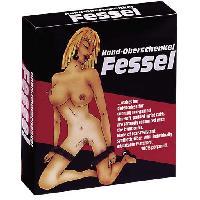 Attaches BDSM LRDP - Attaches Cuisses avec Poignets