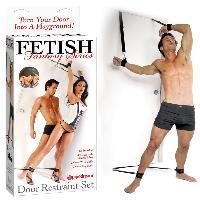 Attaches BDSM LRDP - Attaches Door Restraint Fetish Fantasy