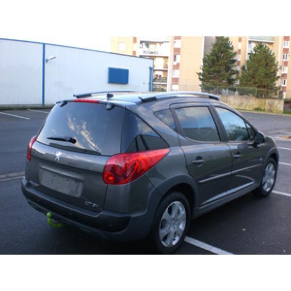 Attelage pour Peugeot 207 SW ap06 et SW Outdoor [Voiture : Peugeot > 207 (ap06)]