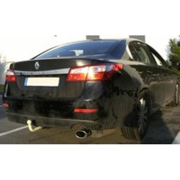 Attelage pour Renault Latitude ap08 [Voiture : Renault > Latitude (ap11)]