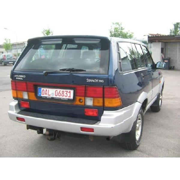 ATTELAGE SSANGYONG MUSSO 11/1995> *EP* - ADNAuto