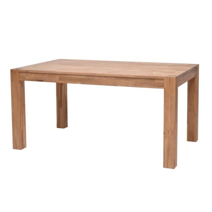 aucune miles table extensible chene massif 150 230cm 267508. Black Bedroom Furniture Sets. Home Design Ideas