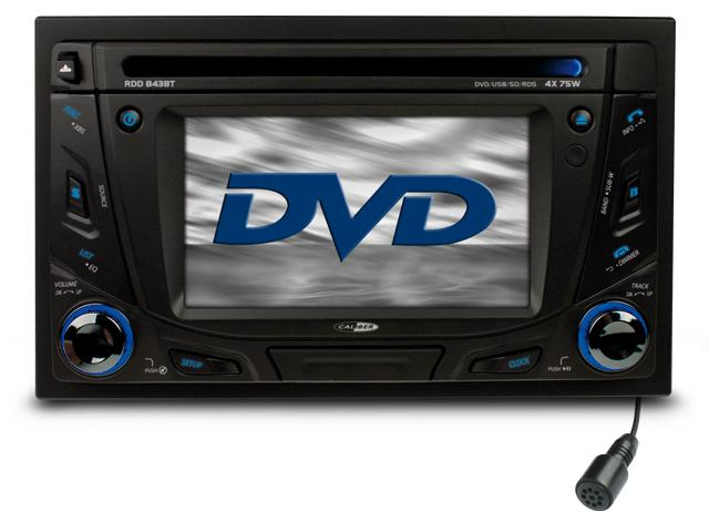 autoradio dvd caliber radio dvd mp3 usb sd 211957. Black Bedroom Furniture Sets. Home Design Ideas