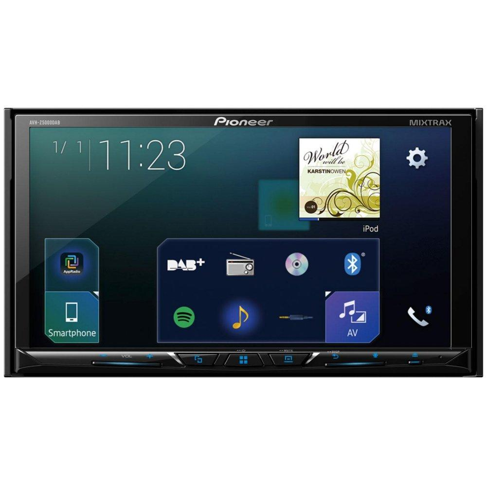 autoradio avh z5000dab dvd mp3 iphone android usb bluetooth carplay waze ecran 7p 565831. Black Bedroom Furniture Sets. Home Design Ideas