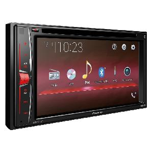 autoradio dvd pioneer avh a200bt dvd bt. Black Bedroom Furniture Sets. Home Design Ideas