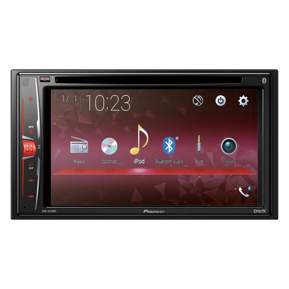 autoradio dvd pioneer avh a210bt dvd bt. Black Bedroom Furniture Sets. Home Design Ideas