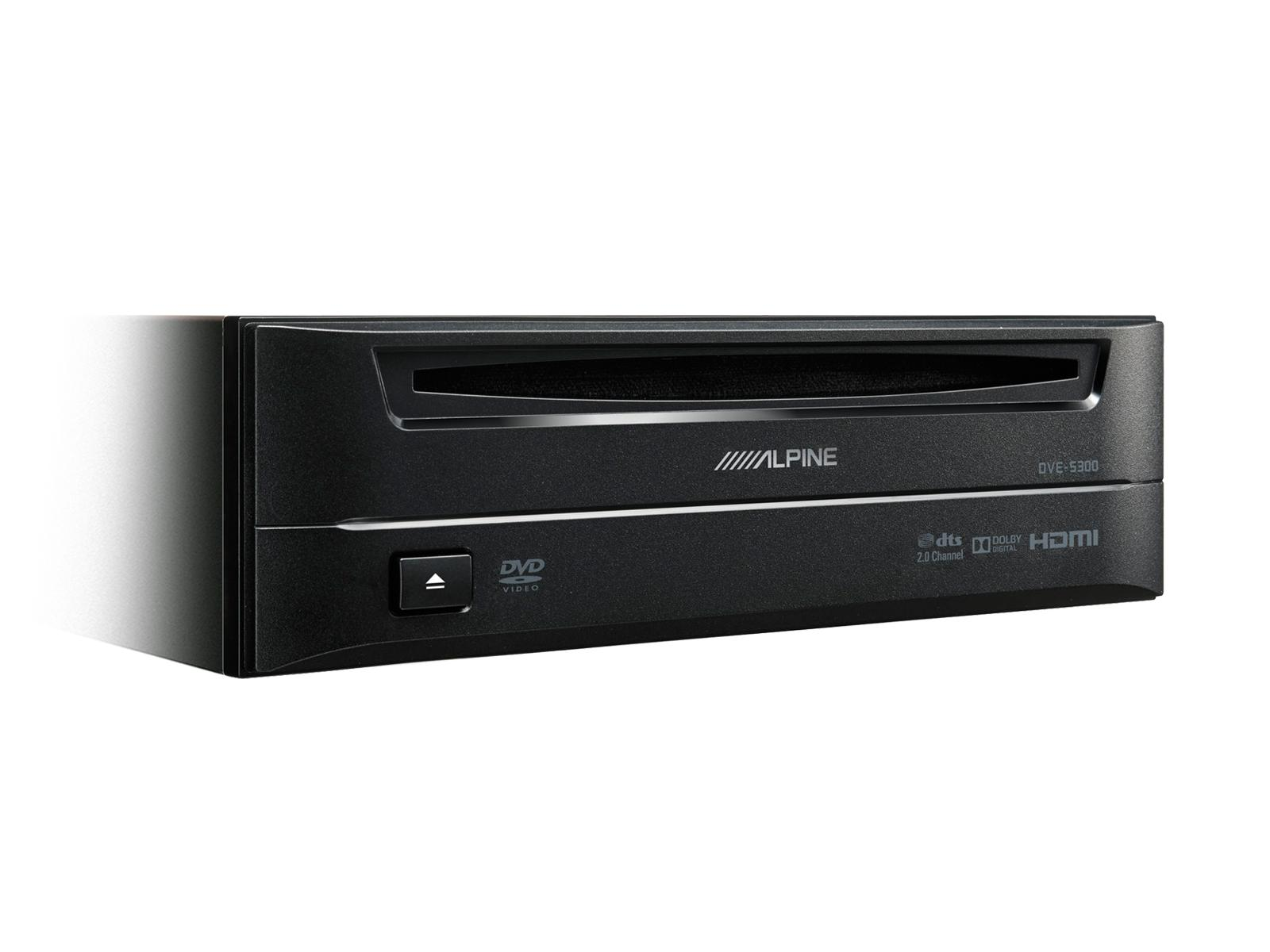 alpine dve 5300g lecteur cd dvd avec kit installation golf 7 hdmi 354010. Black Bedroom Furniture Sets. Home Design Ideas