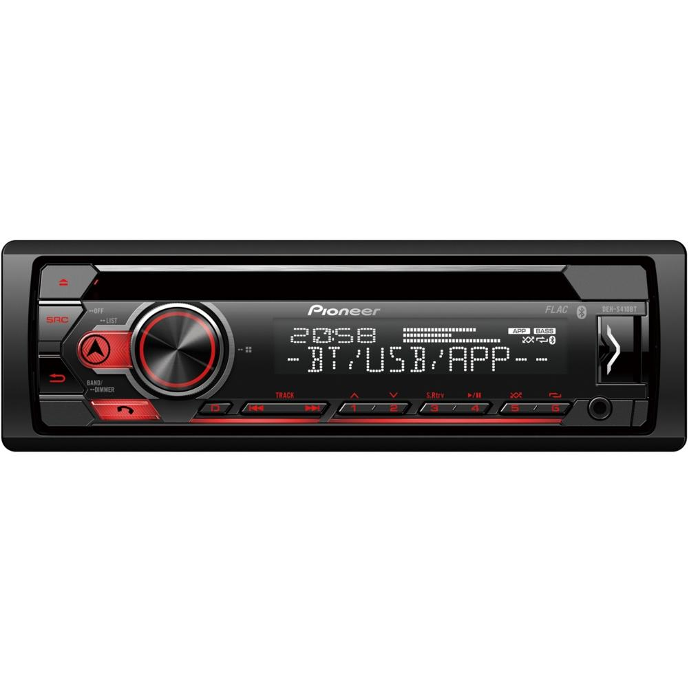 autoradio cd et mp3 pioneer mvh s100ui. Black Bedroom Furniture Sets. Home Design Ideas