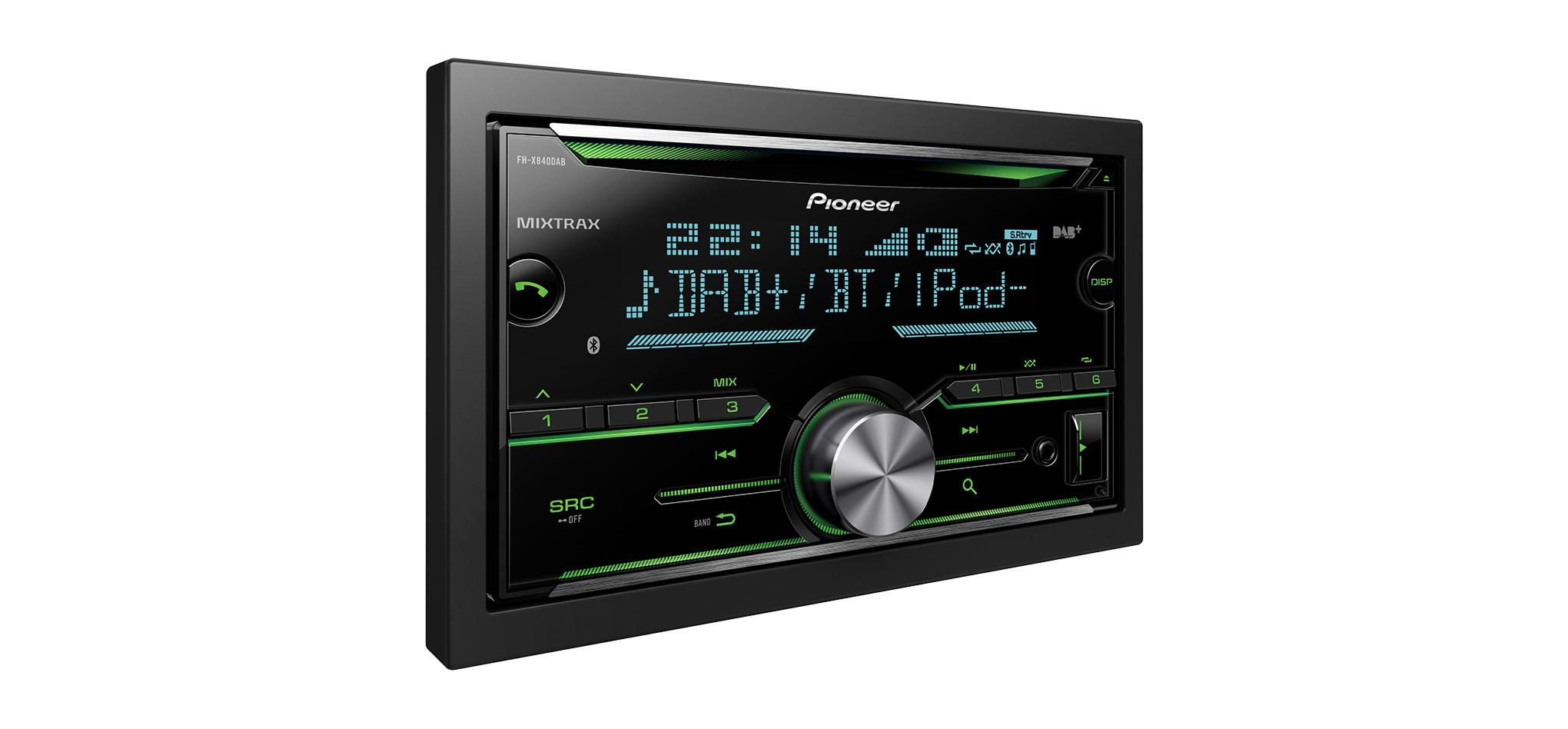 fh x840dab autoradio 2din cd mp3 usb aux ipod iphone android bluetooth dab 398209. Black Bedroom Furniture Sets. Home Design Ideas
