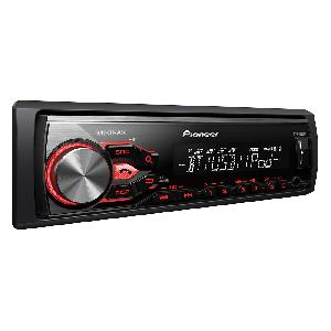 Autoradio CD MP3 Pioneer - MVH-X380BT - Autoradio MP3 - USB/iPod/iPhone/Android - Bluetooth - 4x50W -> MVH-S300BT