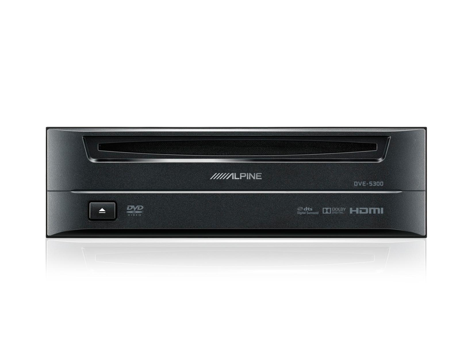 dve 5300 lecteur cd dvd pour ine w997d et x801d u hdmi chassis 1din 354012. Black Bedroom Furniture Sets. Home Design Ideas