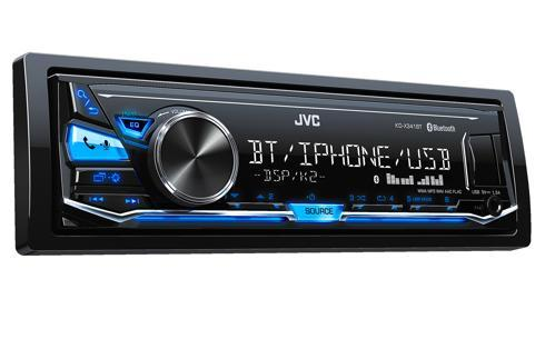 autoradio numerique usb aux bluetooth ipod iphone android kd x341bt 455578. Black Bedroom Furniture Sets. Home Design Ideas