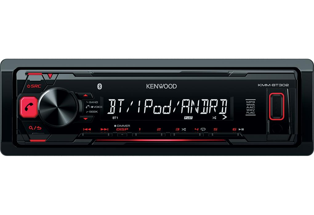 kmm bt302 autoradio mp3 wma flac android iphone ipod. Black Bedroom Furniture Sets. Home Design Ideas